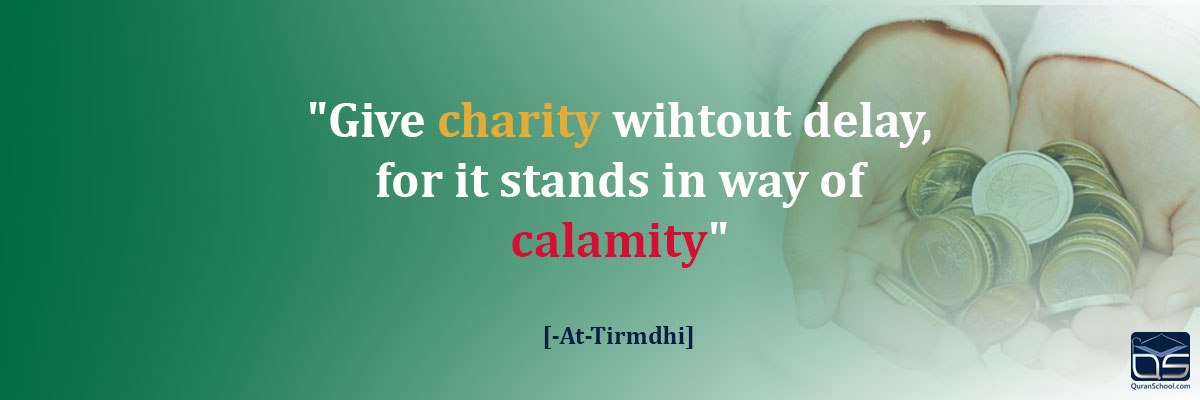 Charity in Islam and its Rewards